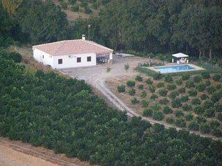 Casa Rural Alameda en Posadas Córdoba (12 plazas)