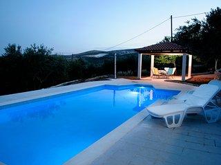 Villa Pax with a private swimming pool