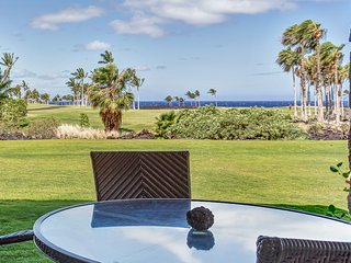3 Bedroom Ground Floor Ocean View Condo