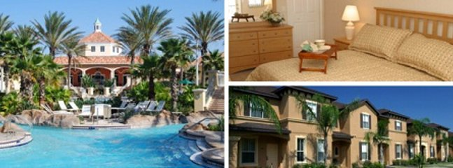 Villas at Regal Palms in a 3 bedroom suite, Davenport
