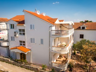 Apartments Villa Moretti-One Bedroom Apartment, Vodice