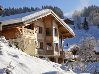 Apartment Tehúi, Chalet Moléson, Sleeps 6, 90sqm, Les Gets