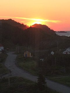 Dawn in Salt Harbor