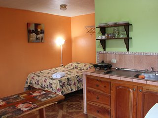 #2 Private Apartment, La Fortuna de San Carlos