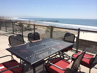 Beachfront, Panoramic Views, Luxury Villa, Pismo Beach