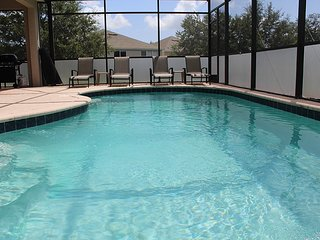 Fun in the sun - Orlando Pool House with south facing pool/spa (+free nights), Kissimmee