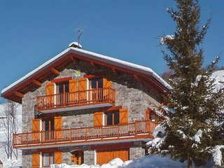 Cozy chalet near 3 ski valleys, Les Menuires