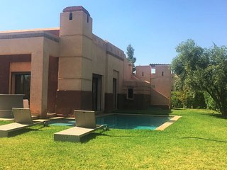 Cosy villa near Marrakech w/pool
