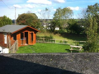 Maesyderi Cottage with Indoor Private Use Hot Tub Near New Quay West Wales