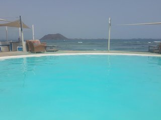 Superb stylish and comfortable Villa Chiara., Corralejo