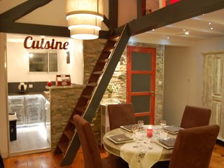 Appartement 4 persdnnes - Villa Vedetta Biarritz