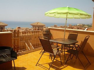 Stunning Seaview Penthouse Apartment, Isla Plana