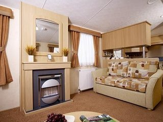 Chaffinch Way (2) 2 Bed static caravan at Hoburne Devon Bay