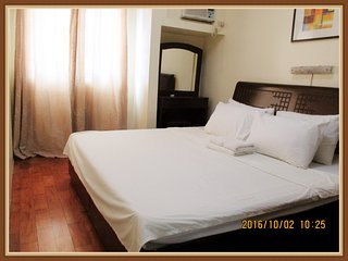 Spacious 2 Bedroom Condo in Mandaluyong City