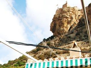 Le Castel, Alicante