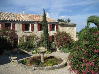 Gîtes Appartement Château de Massignan  Salleles A, Saint-Marcel-sur-Aude