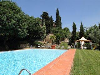 Antico borgo del 1600, Castiglion Fiorentino
