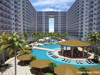 1BR Unit at Shell Residences Mall of Asia