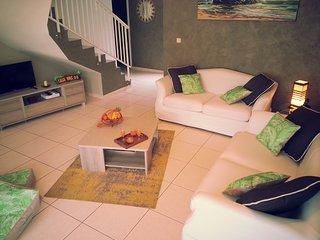 Casa Bois D'O, meuble de tourisme 3*** tout confort avec SPA sur St Pierre