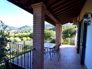 House with private pool. 2 bedrooms. Air conditioning, Panoramic views
