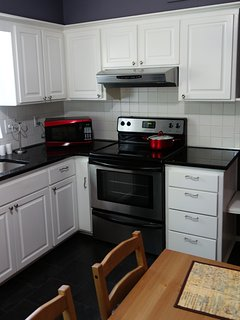 Newly renovated kitchen, new appliances