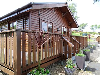 Holiday Lodge in Torbeg at Blackwaterfoot, Isle of Arran