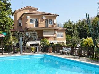 Casaletto 210 - Villa con piscina e parco a pochi km dal Vaticano