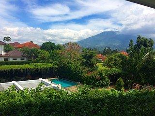 Villa For Rent Near Puncak Bogor