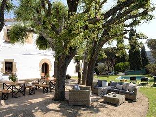 Masia Restaurada en Mayo del 2016 Ideal familias, Sant Andreu de Llavaneres