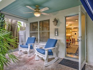 Lennon's Lodge-2 BR Luxury Cottage W/Private Spa, Key West