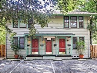 NEW! Historic Sarasota Studio Steps From the Bay!