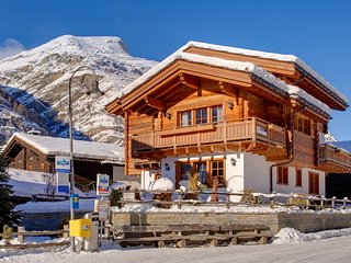 Chalet Ulysse Zermatt Cosy 2 Bedroom Appartment 85 m2 on top location
