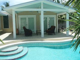 Private Home, Heated Swimming Pool, Canal Front, Key West
