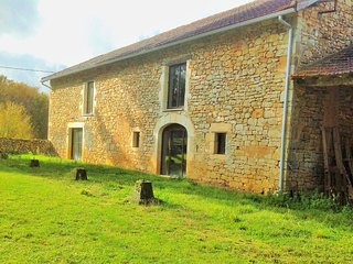 'Mas des Flandriens' - large house sleeps 20+, Berganty
