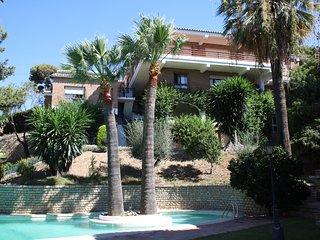 Villa Las Yedras. Málaga capital., Malaga