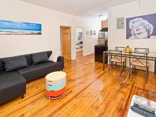 ~ INCREDIBLE ~ Specious 2BR NYC Apt!