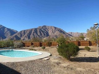 3BR, 2BA Verbena Estates Desert Home with Pool and Stunning Mountain Views, Borrego Springs