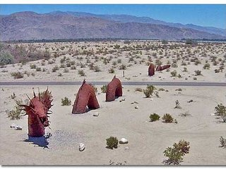 Desert Shadows: 3BR, 2.5BA House with Mountain Views at de Anza, Borrego Springs