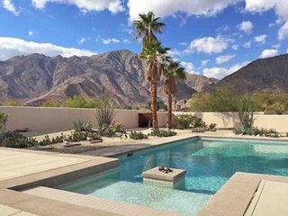 2BR, 2BA Verbena Estates Desert Oasis with Pool and Fabulous Mountain Views, Borrego Springs