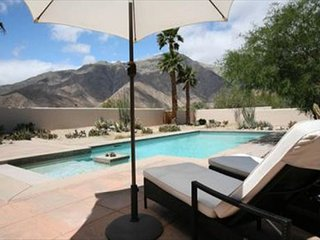 2BR, 2BA Verbena Estates Desert Oasis with Pool and Fabulous Mountain Views