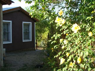 Cabañas Incayuyo - Cabaña del Sol