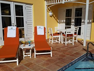 Bird of Paradise - Private Pool Upscale Villa, Teague Bay