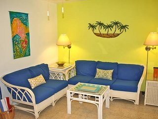1 BR/ Private Tropical Setting/ Walk to beach!, Isabel Segunda