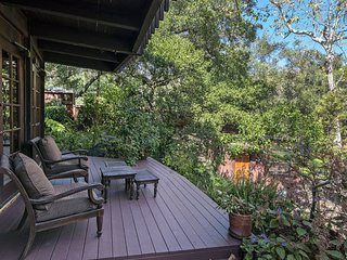 Custom creekside home in beautiful natural setting - Creekside Haven, Santa Barbara