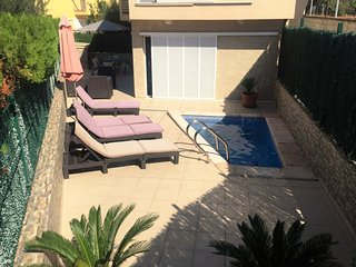 Delightful house with swimming pool, Majorque, Port d'Alcudia
