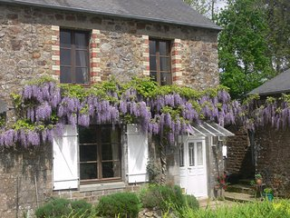 Le Jardin Farmhouse near Mont Saint Michel