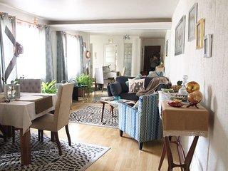 Ven a la Ciudad de México apartamento confortable