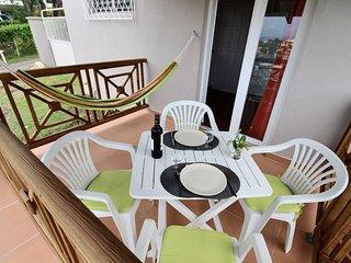 Studio aux Trois Ilets, plage et restaurants a pied