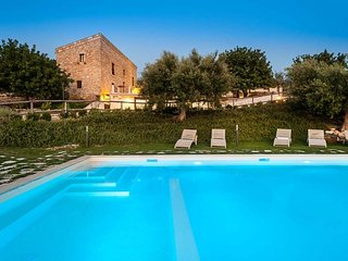 Villa Scicli holiday vacation large villa rental italy, sicily, scicli, pool, Wi