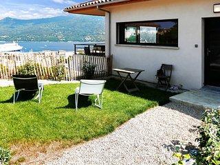 Stunning flat on Corsica w/terrace